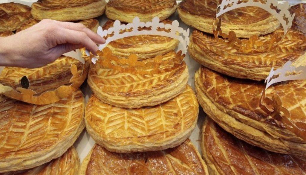 FRANCE-TRADITION-EPIPHANY-CAKE