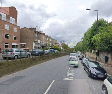 46 North Hill - Google Maps