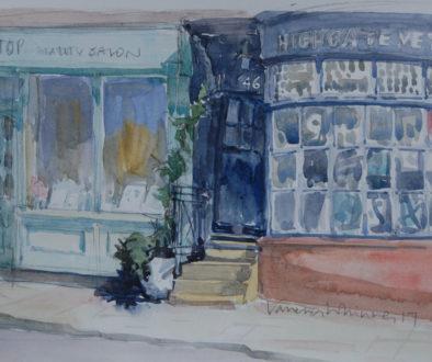 Vanessa Whinney Highgate Shop Fronts 27Apr17 (2) crop