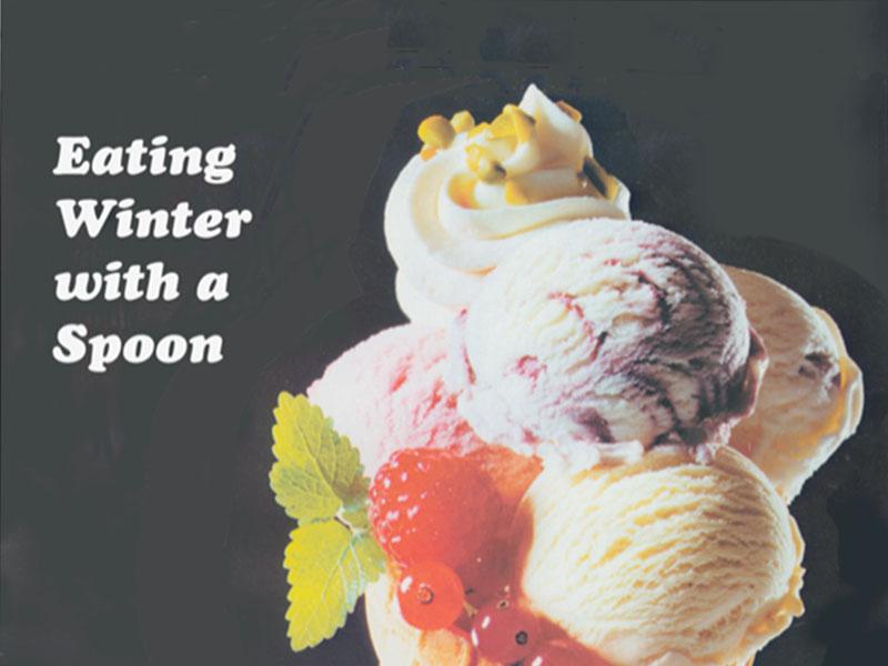 Ice cream talk