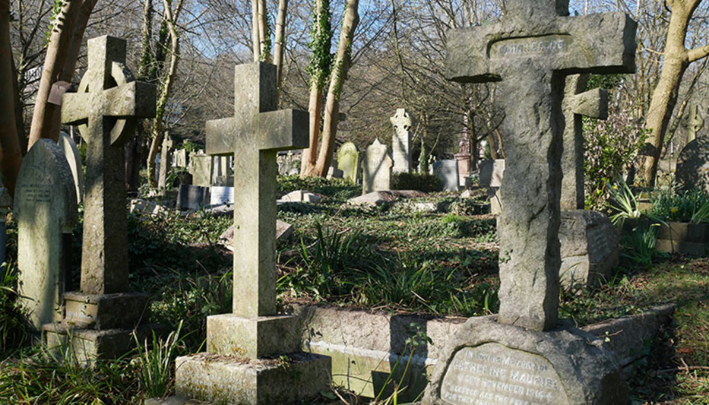 Highgate Cemetery for web