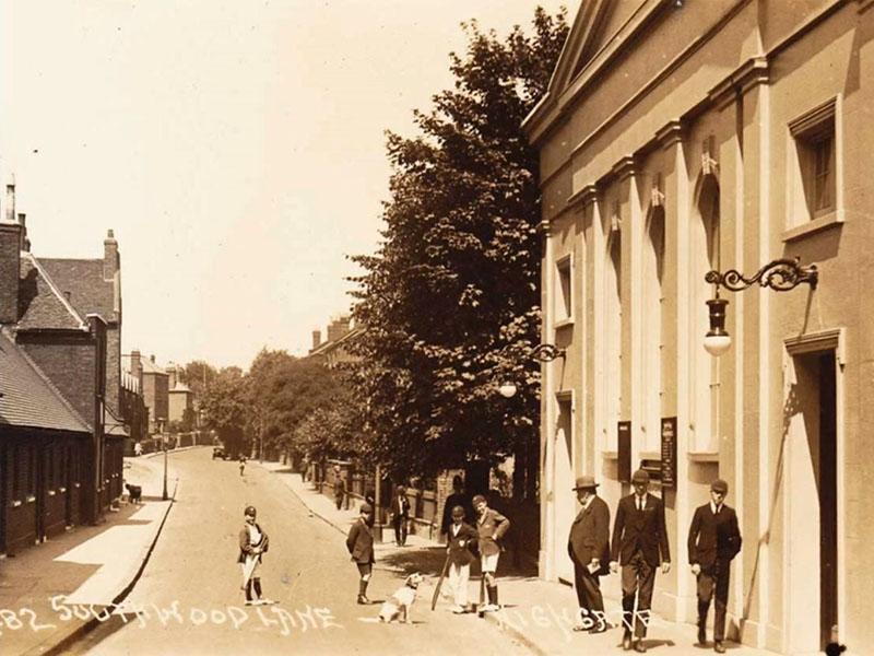 Southwood Lane historic for web