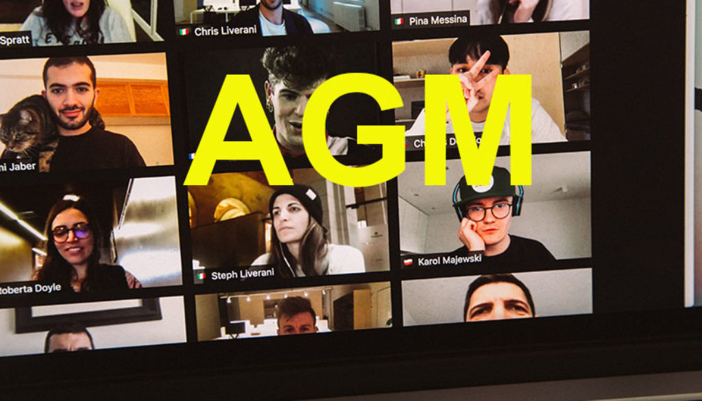AGM with Zoom for web