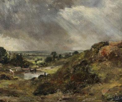 Branch Hill Pond